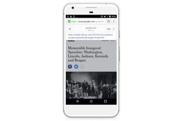 Google ahora permite a usuarios de AMP compartir la liga original