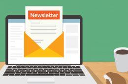 Cómo crear boletines informativos en email que funcionen