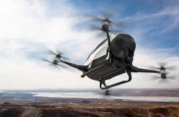 Dubai planea drones con pasajeros