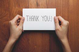 La importancia de la Thank you page en el proceso de conversión