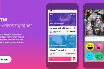Lanza YouTube app para ver videos de forma social