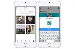 Instagram lanza función de colecciones